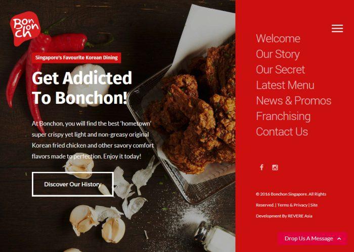 BonChon Chicken & Korean Comfort Foods