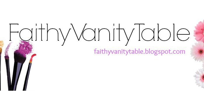 Faithy Vanity Table