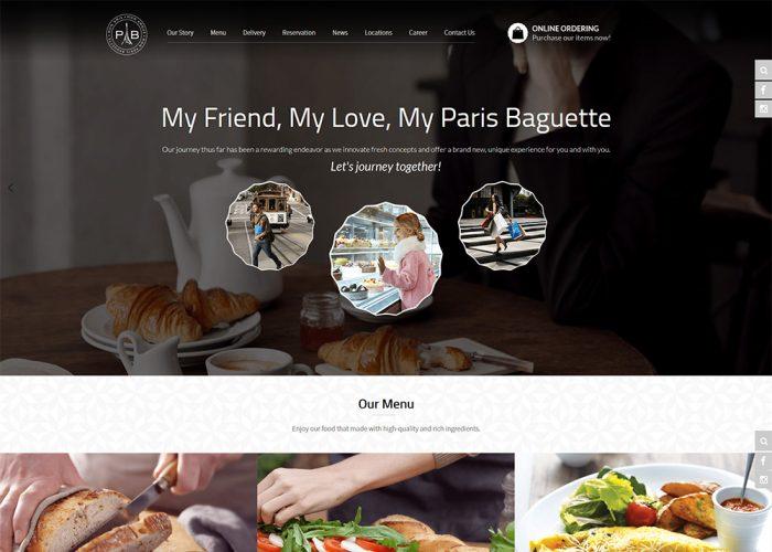 Paris Baguette Singapore