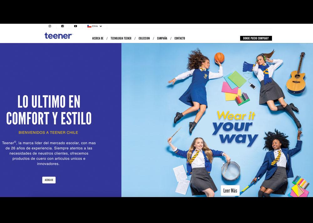 Teener Shoes International