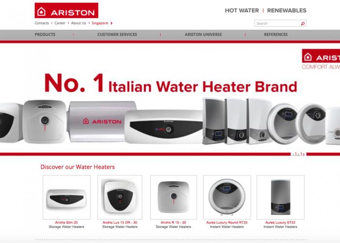 Ariston Thermo
