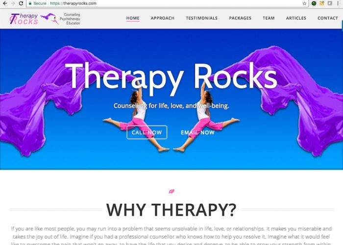 Therapy Rocks Pte. Ltd.