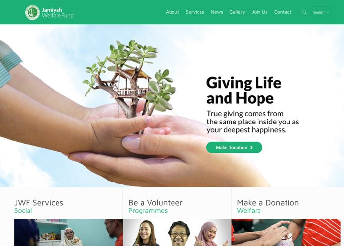 Jamiyah Welfare Fund