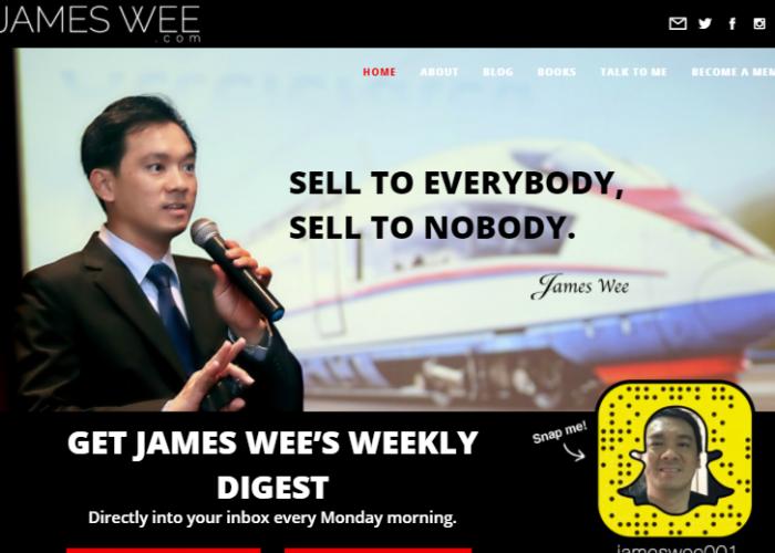 Jameswee.com