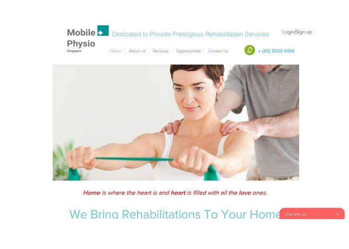 Mobile Physio Club