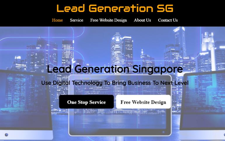 Lead Generation Singapore