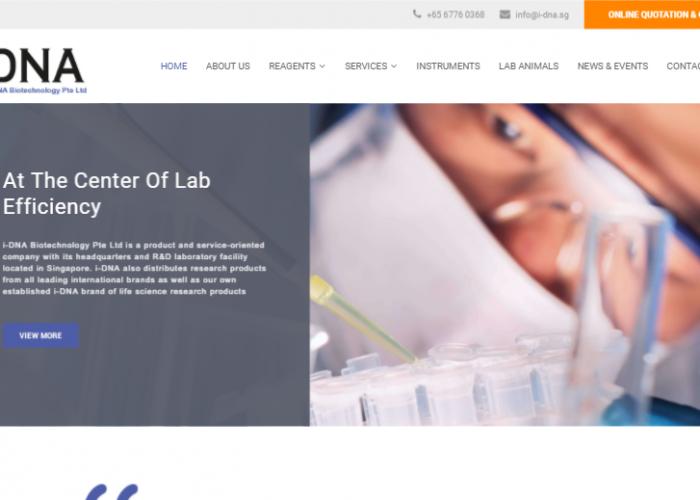 I-DNA Biotechnology Pte Ltd