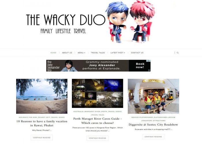 The Wacky Duo
