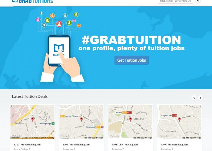 Uber-Like Concierge Tuition Recommendation Portal