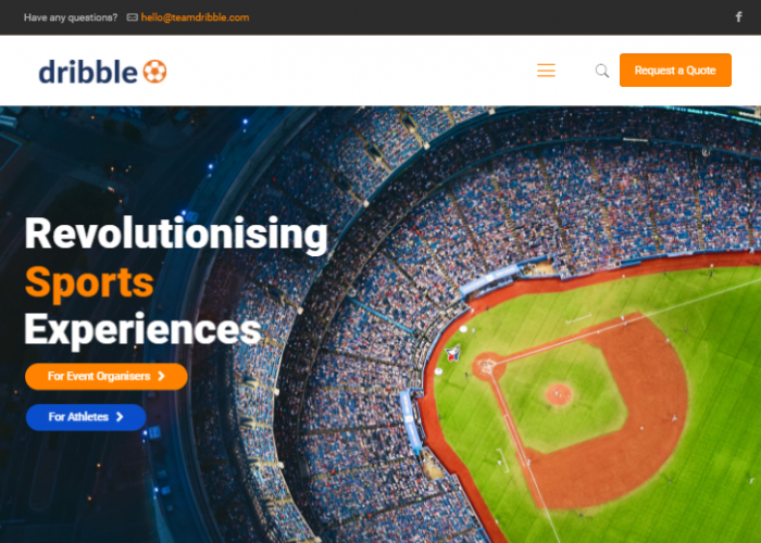 Dribble | Revolutionising Sports Experiences