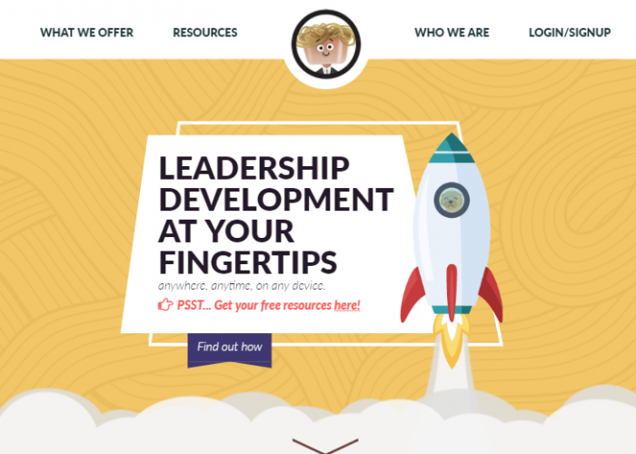 Bite-sized Leadership Learning   Noodle Factory