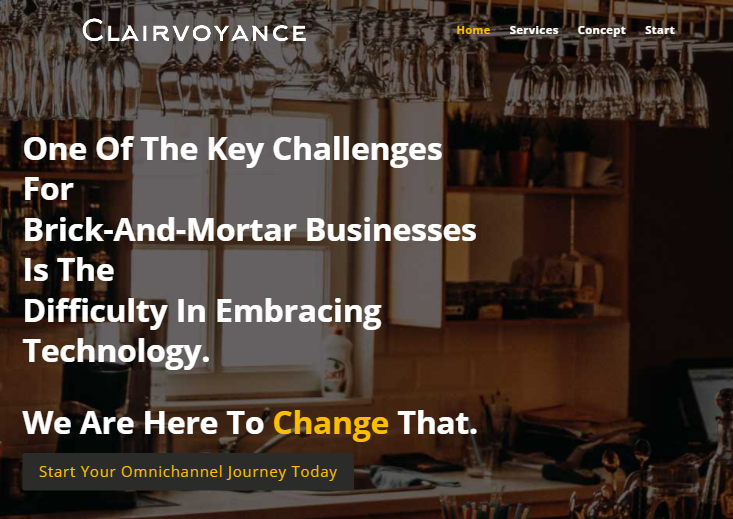 Clairvoyance Interactive | Bringing Offline Businesses Online