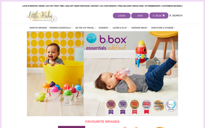Little Baby Store Singapore