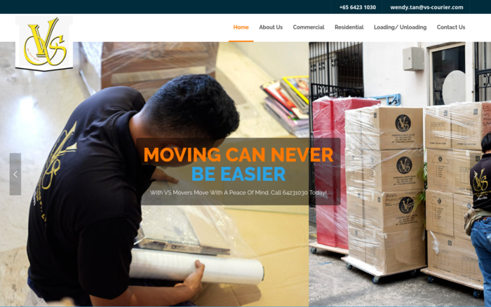 Best Moving Services in Singapore