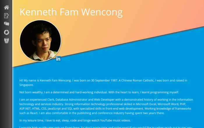 www.gurumonkeys.com | Kenneth Fam Wencong