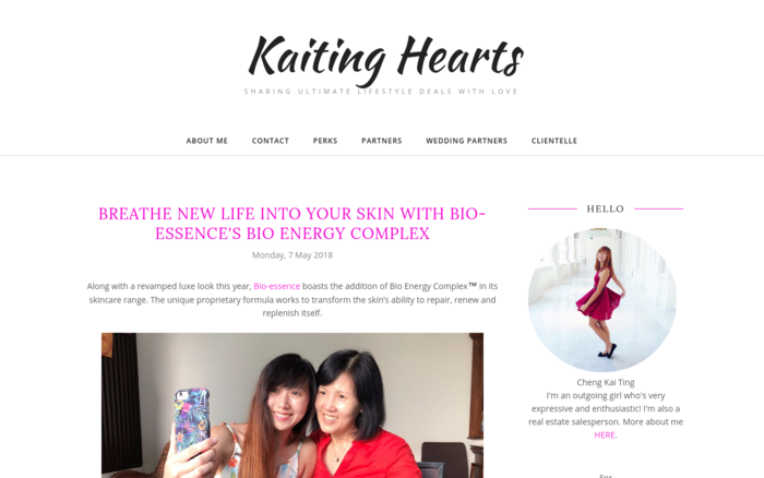 Kaitinghearts – Sharing Ultimate Deals with Love