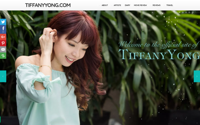 Tiffany Yong | Actor | Blogger | Consultant