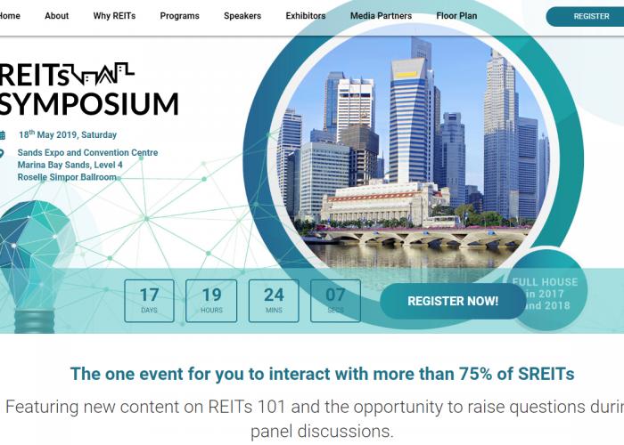 Reits Symposium 2019