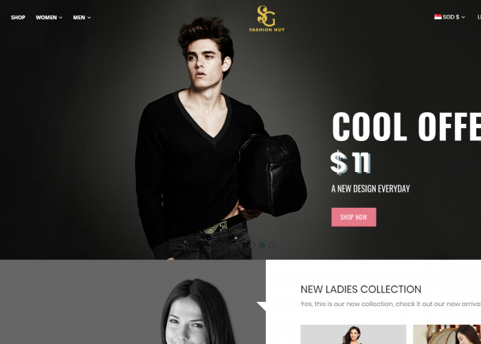 SG Fashion Hut | Online Shopping Singapore