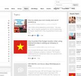 Viroboss social commerce