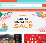 Kohepets - Singapore's Trusted Online Pet Store