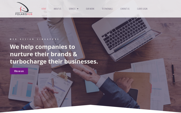 PolarisHub –  Helping companies to nurture their brands & turbocharge