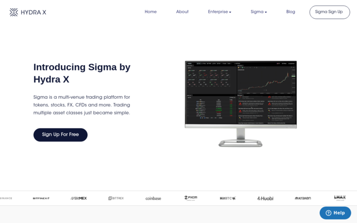 HydraX – Professional Trading Platform Solutions