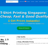 MeowPrint: T-Shirt Printing Singapore