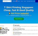 MeowPrint: T-Shirt Printing Singapore