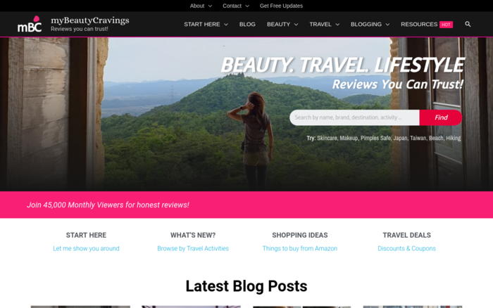 myBeautyCravings – Beauty & Travel Reviews you can trust!
