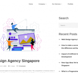Web Design Agency Singapore