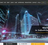 Goldbell Group Website Design