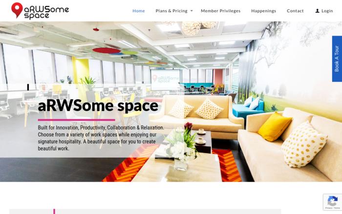aRWSome space