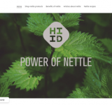 Organic Nettle Tea Products | Tea Nutrition | Hiid Life
