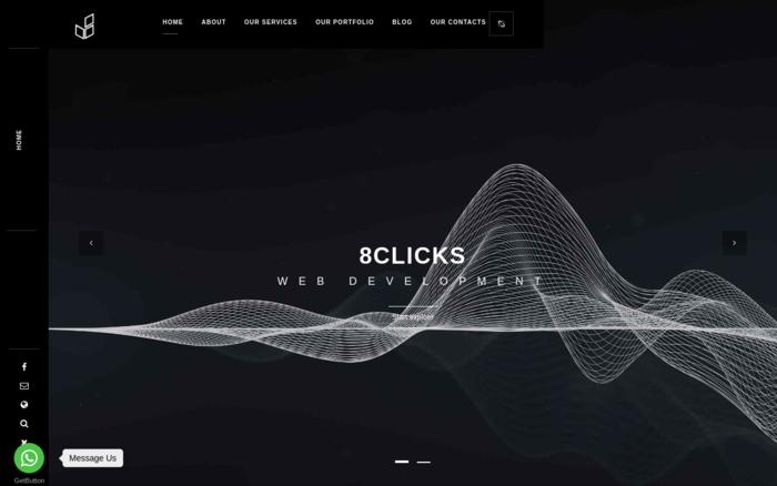 8CLICKS Web Development Agency